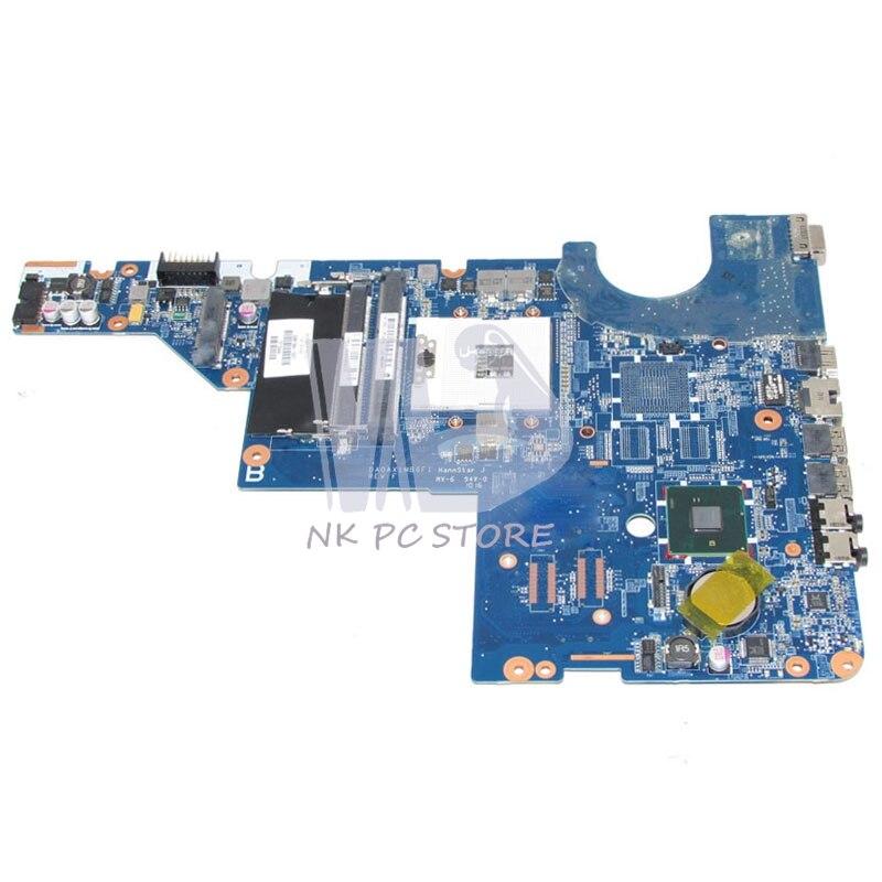 NOKOTION 595184-001 Carte Principale Pour HP CQ62 CQ42 G42 Mère D'ordinateur Portable DA0AX1MB6F1 HM55 DDR3 Pleine testé