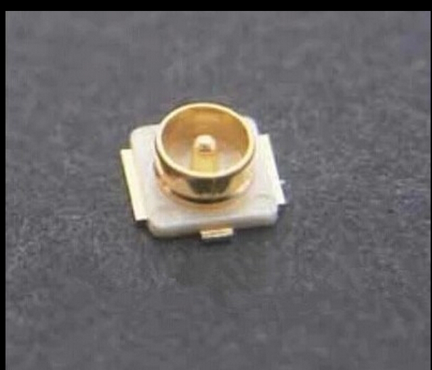 Antenna base plate end 20279-001E-03 UFL IPEX HRS connector socket I-