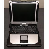DHL Бесплатная доставка Высокое качество Toughbook CF19 CF 19 CF 19 ноутбук Toughbook ноутбук CF 19 может работать в любом месте в любой условие