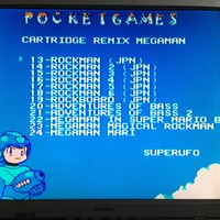 MegaMan1-6 English&Japanese 72 Pins game Cartridge for NES 4