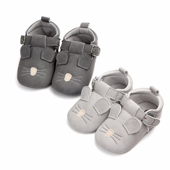 Cute Baby Shoes For Girls Soft Moccasins Shoe 2019 Spring Cat Baby Girl Sneakers Toddler Boy Newborn Shoes First Walker 1