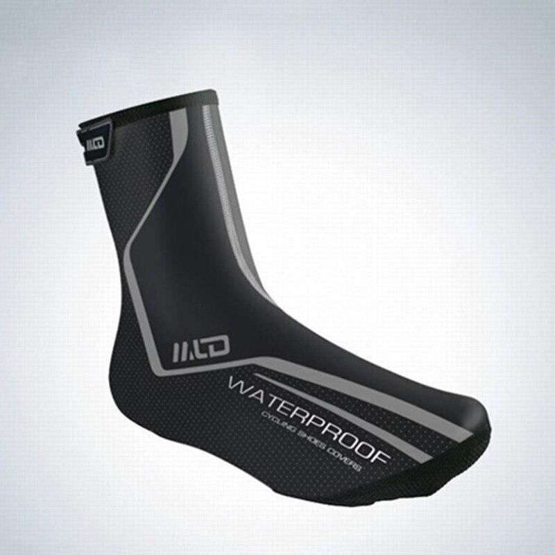 Cobertura de Sapato para Ciclismo Reflexivas à Prova Água e de Vento para Sapatos de Bicicleta Quente para o Inverno Protetor de Sapatos Par de Capas 1 d' Mtb