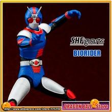 """Figura de acción de Kamen """"Masked Rider Black RX"""", figura Original de BANDAI Tamashii Nations SHF/ S.H. Juguete de Figuarts BIORIDER de Japón"""