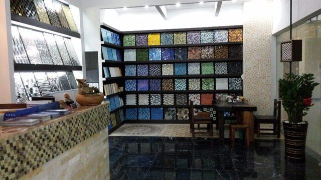 Auqa Blue Silver Glass Mosaic Tiles Kitchen Backsplash Natural Marble Tiles  Grey Bathroom Shower Wall Tile Subway Decor,LSTC016