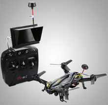 professional rc drone 5.8G FPV RC drone CX-91 Racing Drone with 720P HD Camera real time transmitio remote control toy for gifts