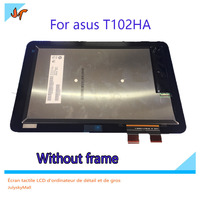 For ASUS Transformer Mini T102HA T102H Tablet PC LCD Panel Display Touch Screen Digitizer Assembly Accessories