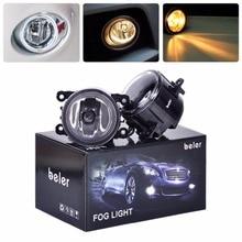 beler 12V Driver Side + Passenger Side Fog light Fog lamp 1500LM H11 Bulbs 4F9Z-15200-AA 33900STKA11 55W For Suzuki Swift+ 2005