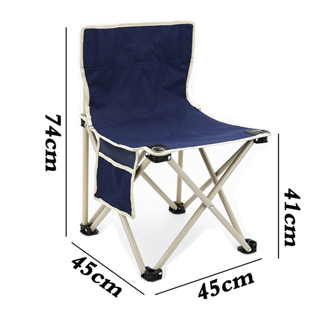 ergonomic folding chair rental nyc camping fishing with pocket portable outdoor mountaineering leisure quad