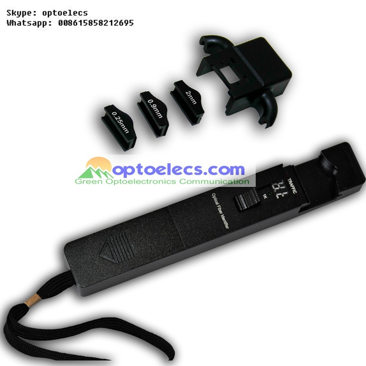 Free Shipping Optical Fiber Identifier Joinwit JW3306 JW3306B Live Fiber Identifier Optical Fiber Identifier OFI