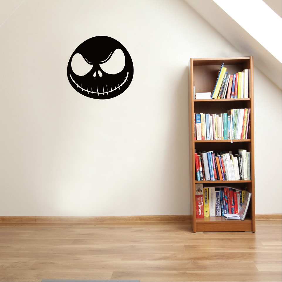 Aliexpress.com : Buy Nightmare Before Christmas Jack Vinyl Wall ...