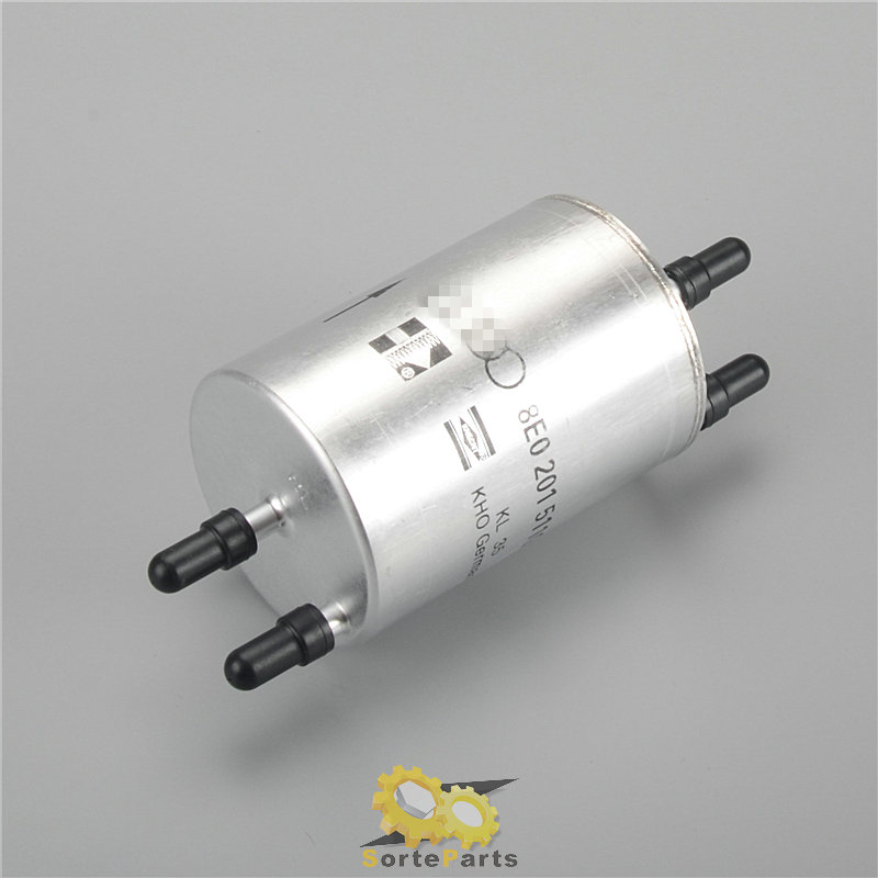 High Quality Fuel Filter With Pressure Regulator 4 Bar Fit For Audi Rhaliexpress: 2006 Audi S4 Fuel Filter At Gmaili.net