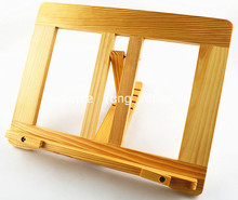 Niko Music Notes Stand Book Stand Holder Natural Wood Portable Table Counte Free Shipping Wholesales