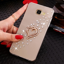 Fall für Huawei honor 5A LYO-L21 (Nur Russland version) bling bling Strass Fall für Huawei Y5 ii Y52/(Huawei Y6 ii Compact)(China)