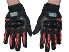 SALE !! Summer Winter Full Finger motorcycle gloves gants moto luvas motocross leather motorbike guantes moto bike racing gloves