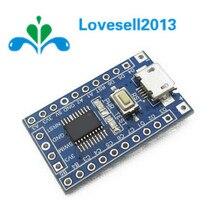 1 шт. STM8S103F3P6 макетная плата STM8S STM8 минимальная системная основная плата светодиодный индикаторный модуль 5 В/3,3 В для Arduino