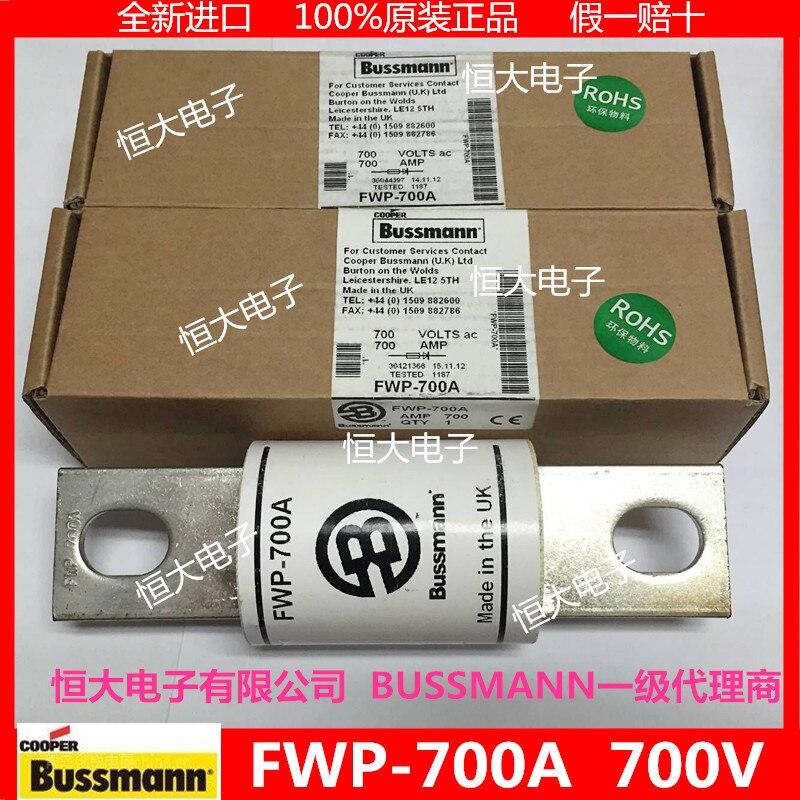 FWP-700A original BUSSMANN Basman fast fuse fuse 700V700A rgs4b 315a fast fuse rgs4b 315a 660gh fast acting fuse