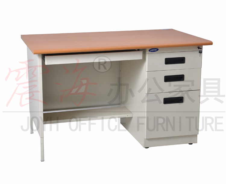 Low Price Steel Office Table/MDF Top Metal Office Desk for Sale ...