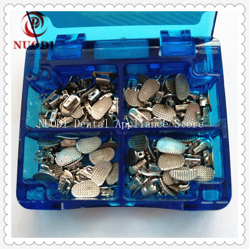 Dental Orthodontic Buccal tubes for 2nd Molar/Bondable Non-convertible Dental Buccal Tubes with Single TubeDental Orthodontic Buccal tubes for 2nd Molar/Bondable Non-convertible Dental Buccal Tubes with Single Tube