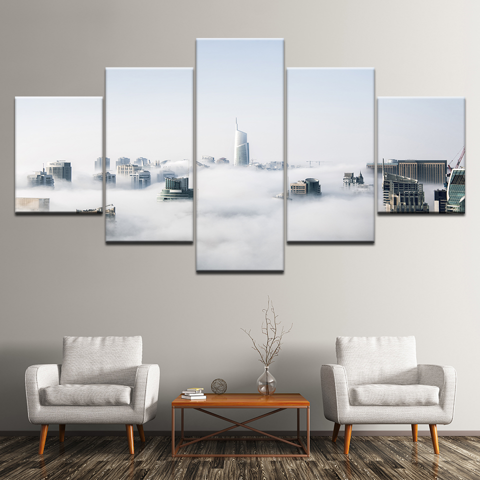 Canvas Painting Best Gaming Music Mix 5 Pieces Wall Art Painting Modular Wallpapers Poster Print for living room Home Decor 1