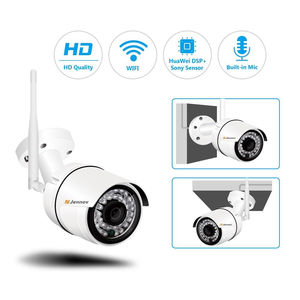 Deniz Nirkabel CCTV 1080P