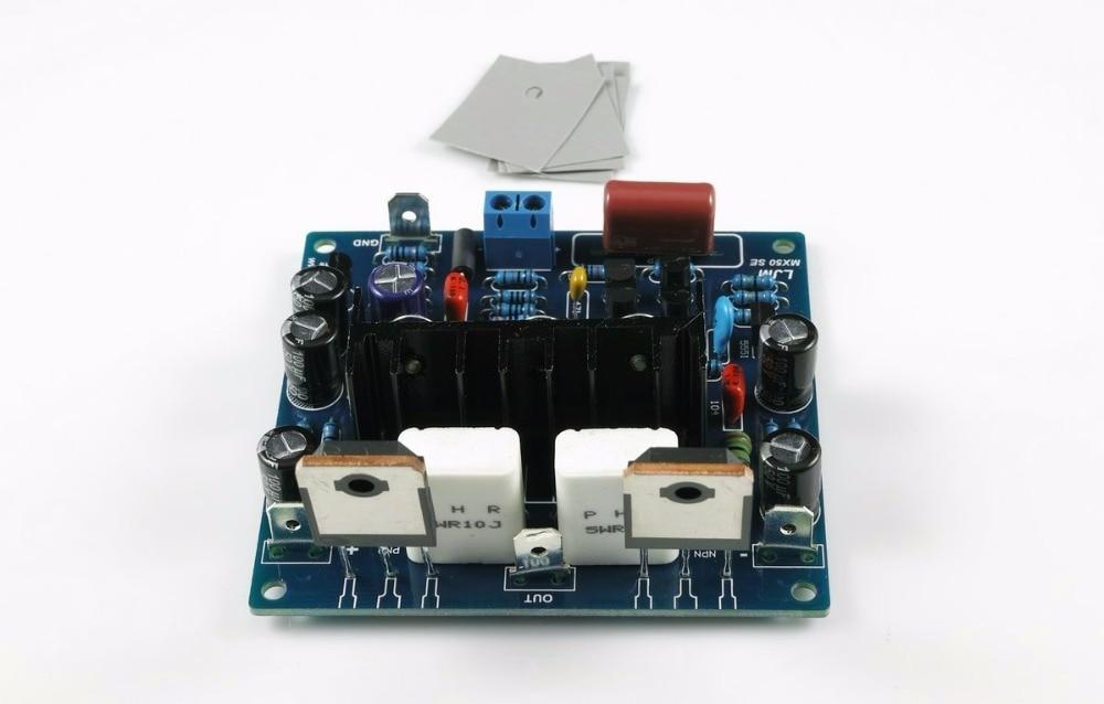 Placa Amplificadora MX50 se Dois-canal de Duas Placas