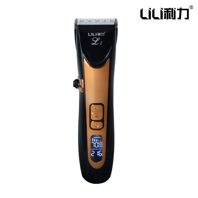 barber cut hair clippers razor cut rechargeable electric clippers hair trimmer beard trimmer. Black Bedroom Furniture Sets. Home Design Ideas