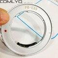 Cámara Adaptador de Lente Ajustable COMLYO AF anillo Adaptador de lente para Praktica pb lente para canon eos 60d 550d 500d 1000d 450d 400d 350D