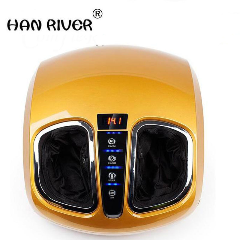 HANRIVER Comfortable acupoint massage foot massage machine infrared heating equipment with airbag feet foot massagerHANRIVER Comfortable acupoint massage foot massage machine infrared heating equipment with airbag feet foot massager