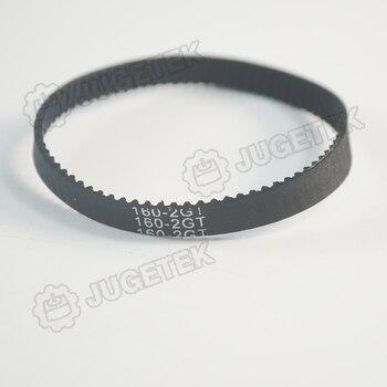 Бесплатная доставка 10 шт./лот 160 мм длина 80 зубьев 6 мм ширина Закрытая петля GT2 Ремень ГРМ 160-2GT-6