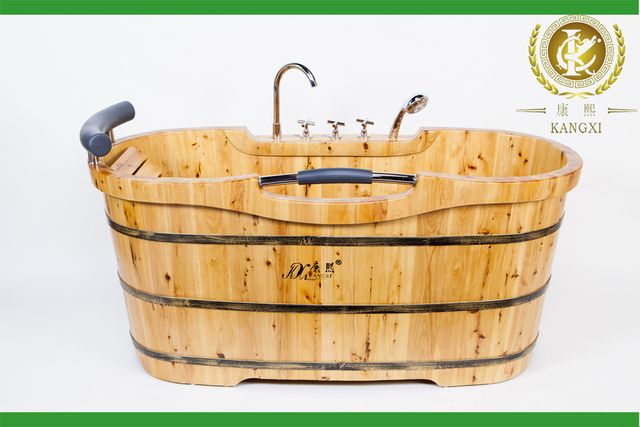 hand crafted wooden indoor hot tubs commercial hot tub for sale-in ...