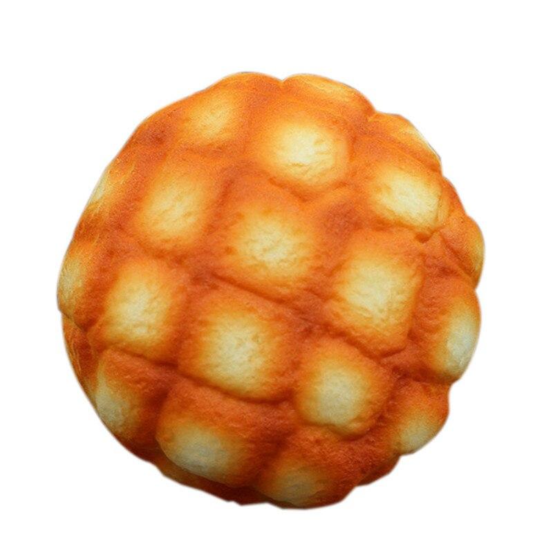 Jumbo Pineapple Bun Bread Squishy Super Slow Rising Phone Strap Bread Stretchy Fun Gift Cute Sweet Cream Scented Kids Toy
