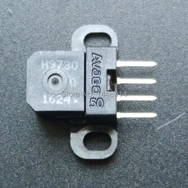 Free shipping outdoor large format printer encoder sensor H9730 reader AVAGO for 180dpi raster strip 10X