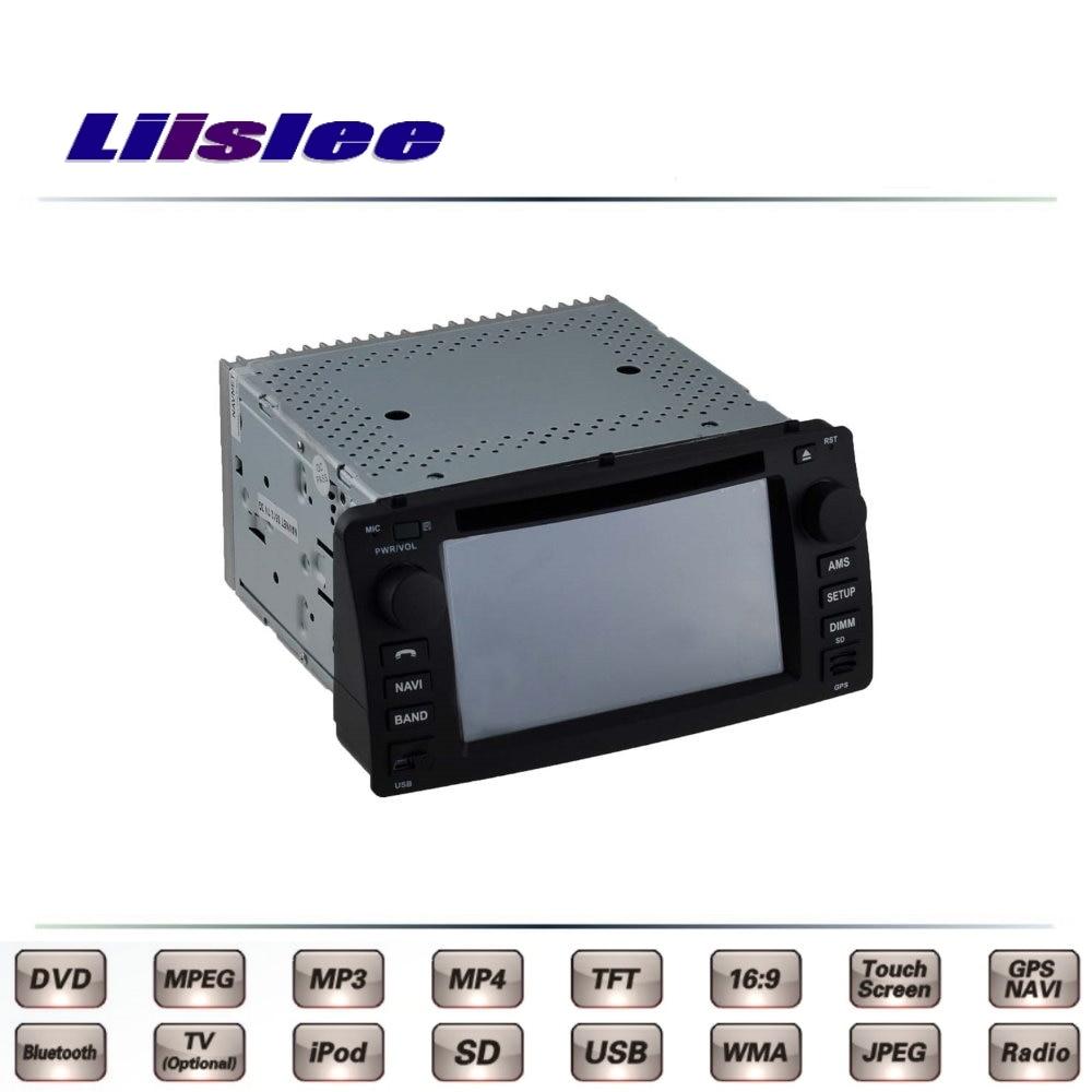 For TOYOTA Corolla E120 E130 MK9 2002~2016 Car Multimedia TV DVD GPS Original Style Navigation Liislee Advanced Navi