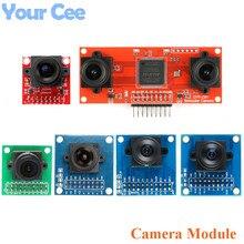 카메라 모듈 ov7670 ov5642 ov7670 (fifo ov7725 키트 포함) arduino ov2640 용 쌍안 카메라 stm32 드라이버