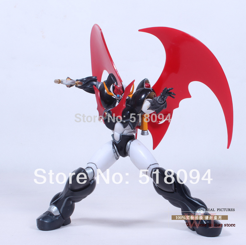 Free Shipping Anime Cartoon Mazinger Z PVC Action Figure Collection Model Toy Doll Classic Toys 21cm OTFG099 цена 2016
