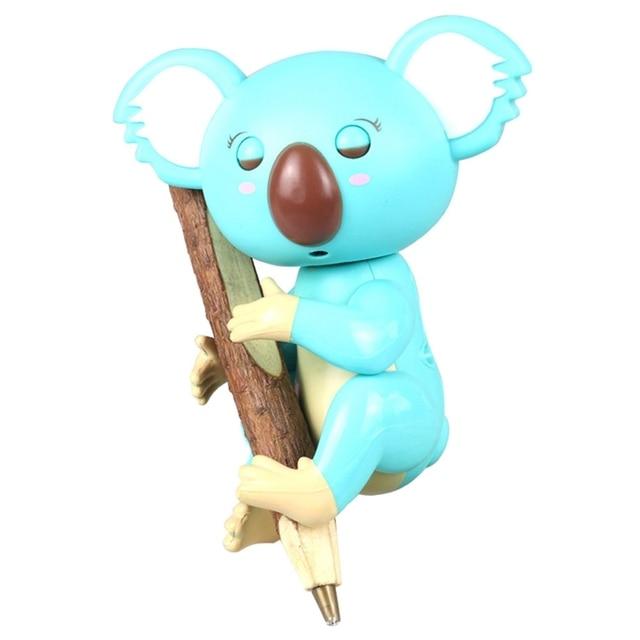Eletric Fingertip toy finger koala baby intelligent electronica decompression interactive baby finger koala toys