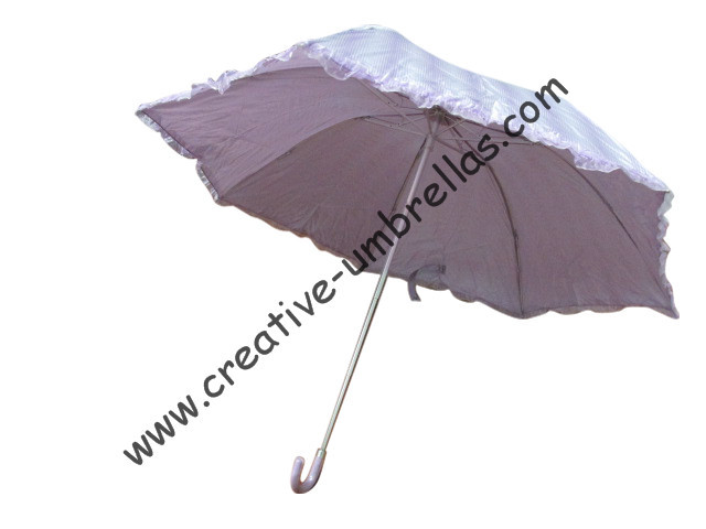 pocket Ladies Polyester Pearl Colour Coating Parasol,superlight 70t Alloy Umbrellas,mix Order Allowed Modern Design Amicable Drop Shipping 4 Pieces/lot