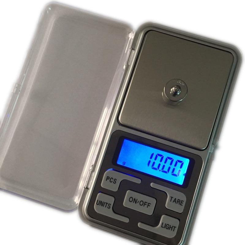500gx0.1g 0.01g Mini Digital LCD Balance Weight Pocket Jewelry Electronic Scale