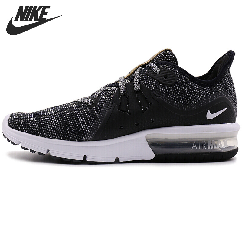 the best attitude 1ea1d 84bdf US $80.5 30% OFF|Original New Arrival 2018 NIKE AIR MAX SEQUENT Women's  Running Shoes Sneakers-in Running Shoes from Sports & Entertainment on ...