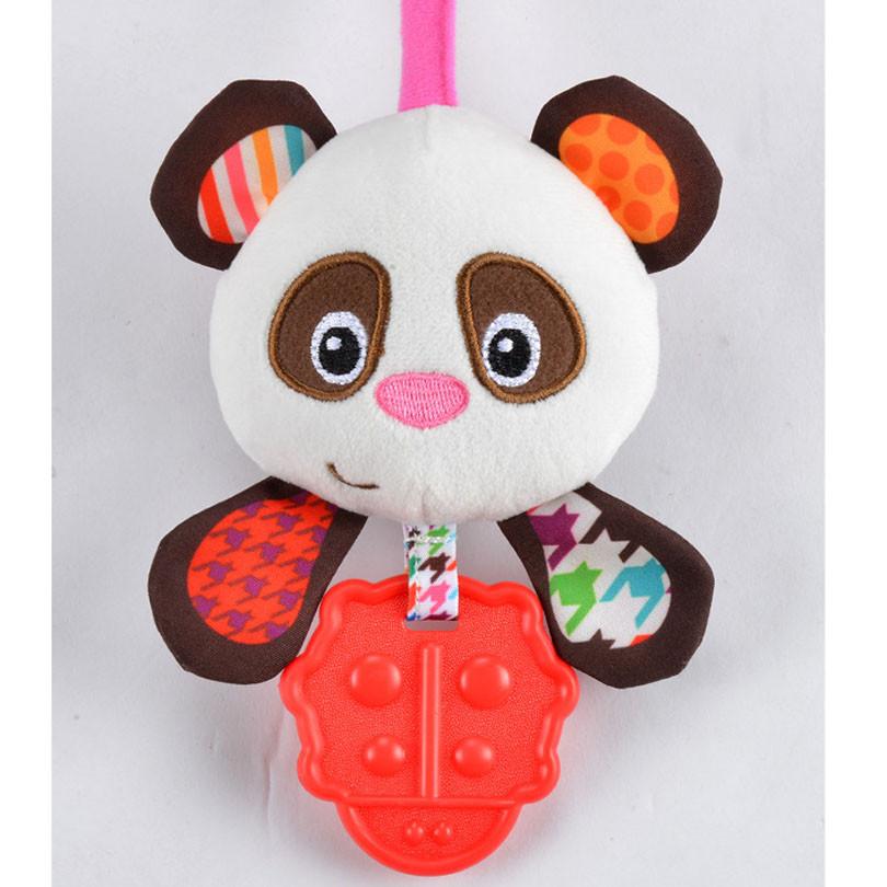 Baby Activity Mat Crawling Mat Play Mat Pad Teether Animals Panda Elephant Waterproof Early Education Baby Toys gift 5