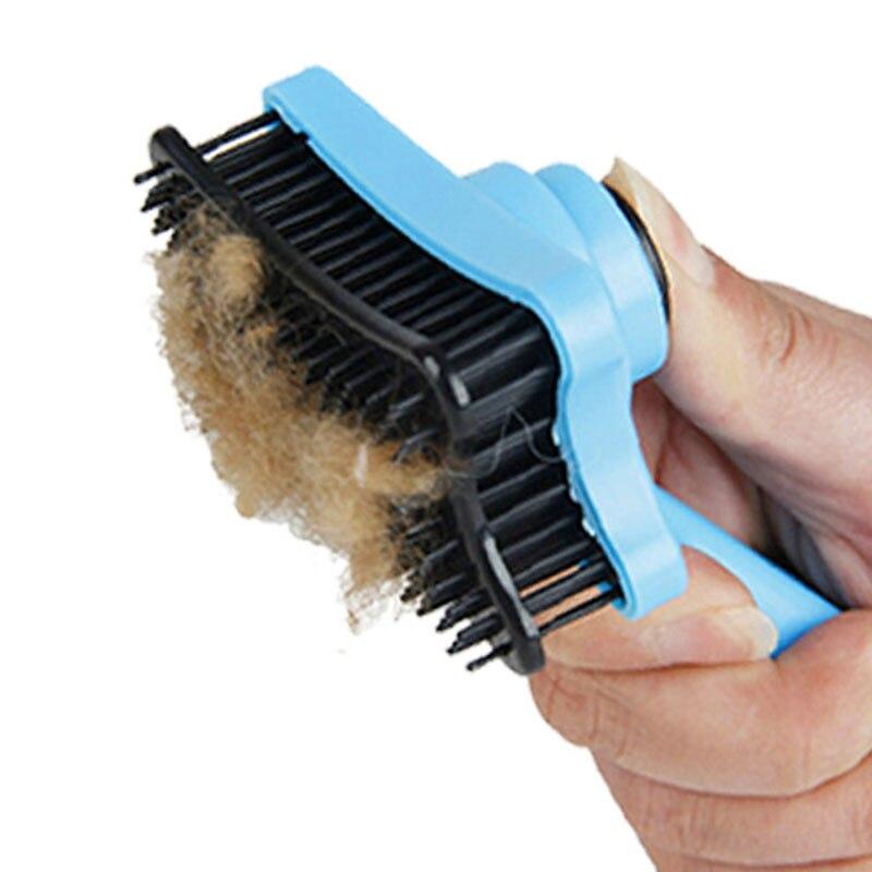 pet cat hair brush fur shedding