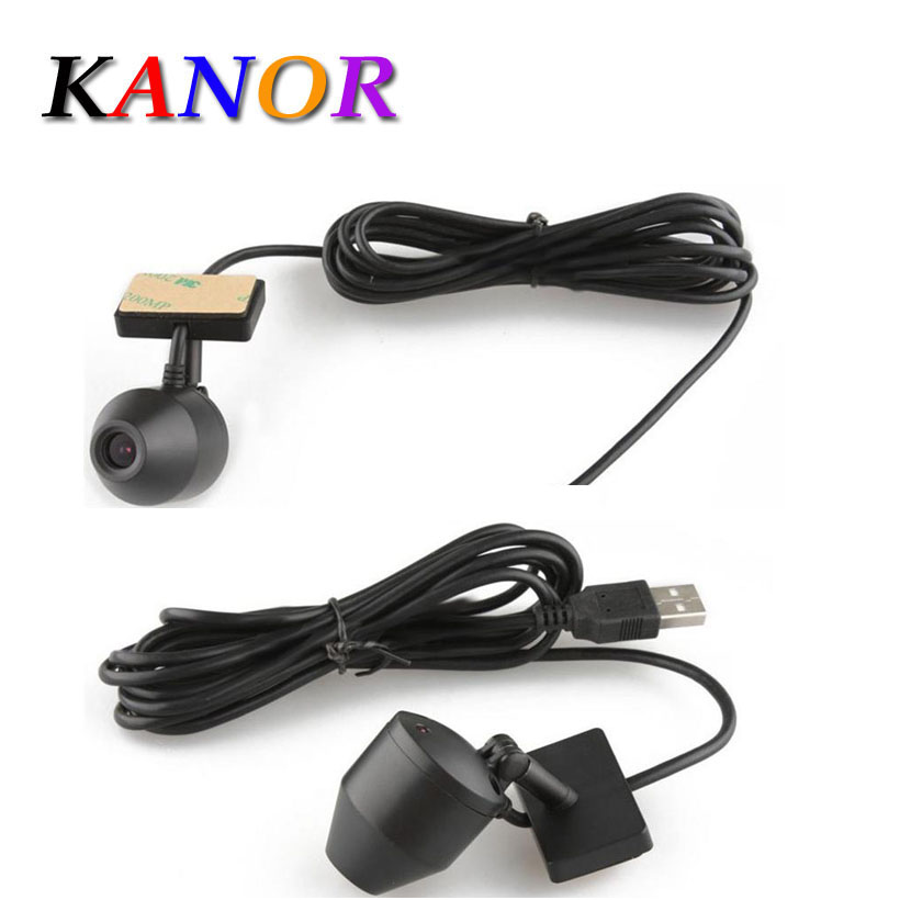 Kanor HD Android Car DVD Player DVR Camera 720 P Digital Video Recorder