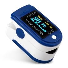 Cuidado de la salud Digital pantalla OLED oxímetro de dedo oxímetro de pulso SPO2 oximetro de dedo Profesional pulsioximetro, saturometro