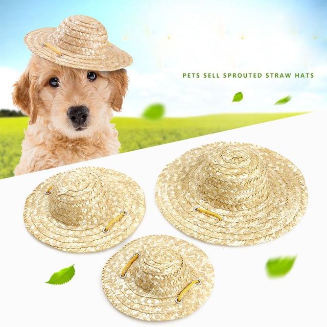 Venta Meng moda retro al aire libre campesino sombrero de paja ...