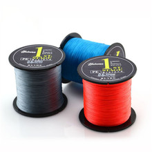 TOP Quality Superpower 500m 8LB - 60LB Braided Fishing Line PE Strong Multifilament Carp Saltwater