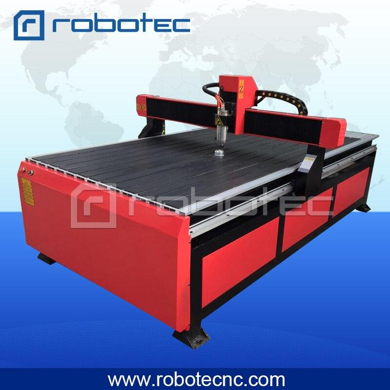 Machine de gravure et de découpe bon marché modèle 6090 1212 1218 CNC routeur