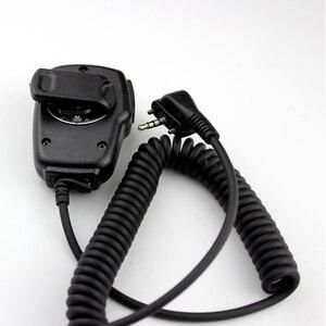 Image 2 - 10 قطعة الكتف رئيس ميكروفون ل فيرتكس ستاندرد VX210 VX228 VX230 VX298 VX300 VX350 VX351 VX354 VX400 VX410 اتجاهين راديو
