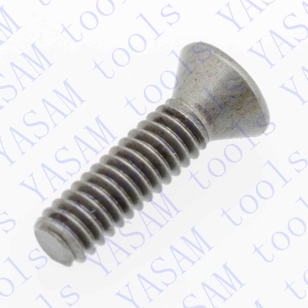 10 pcs Torx Screw M3 x 6mm For Indexable Insert CNC Lathe Turning Tool