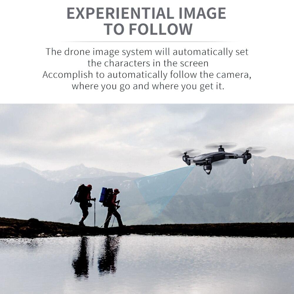 Visuo XS816 WiFi FPV RC Drone 4 K caméra débit optique 720 P double caméra RC quadrirotor pliable Selfie Dron VS XS809S XS809HW SG106 - 5
