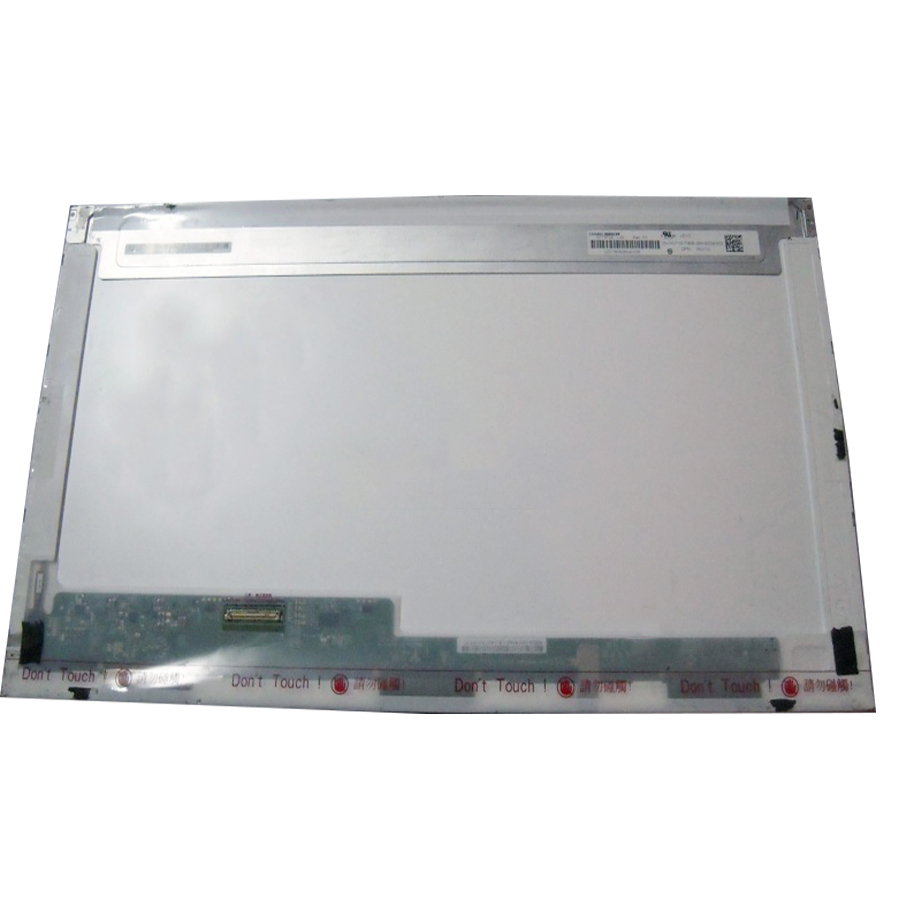 Image 2 - 17.3 inch For Lenovo IdeaPad G710 G780 G700 G770 notebook Replacement led screen display Laptop LCD matrix 1600*900 40pin-in Laptop LCD Screen from Computer & Office